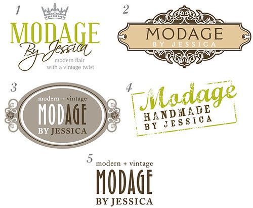 Logo choices