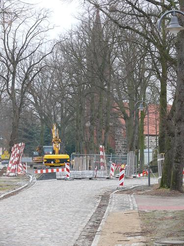Straßenbau geht jetzt weiter