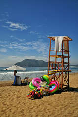 Another Colorful Moment at Manzanillo (Jeff Clow) Tags: travel vacation holiday tourism beach mexico getaway mexicanriviera manzanillomexico