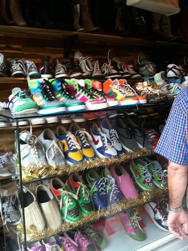 Place where you can get replica shoes made