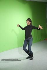 Shooting the Video: Lisa P