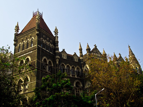An Old Building again - South Bombay
