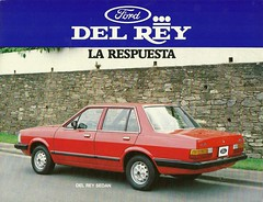 Venezuelan built Ford Del Rey 1983