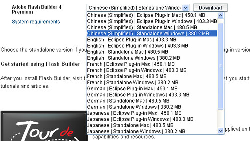 Adobe Flash Builder 4 Release!