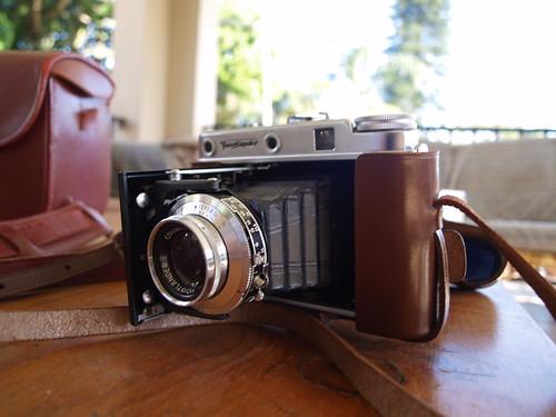 Fold Out Camera