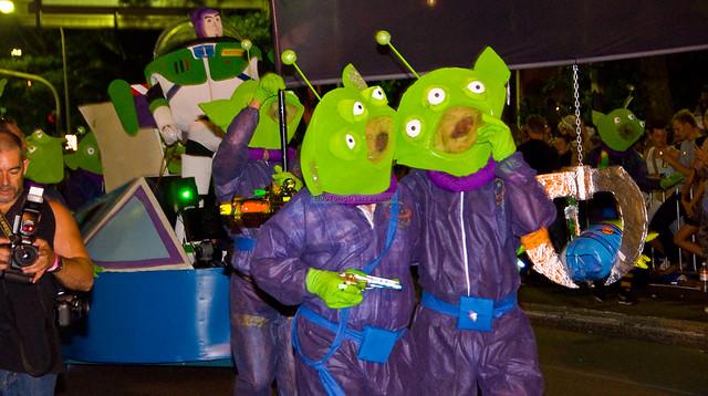 Sydney Mardi Gras 27 Feb 2010 by hto2008