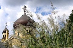 Cerkiew, Russian Orthodox Greek Catholic Cathedral (BasikKl) Tags: usa newyork brooklyn williamsburg