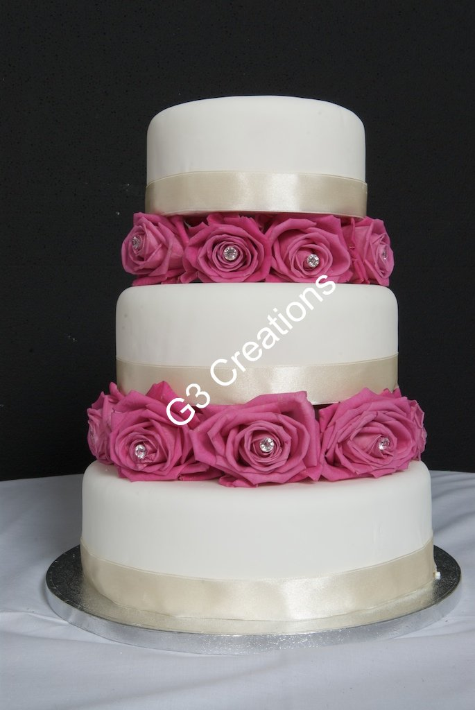 how to make a diamante wedding cake stand the world s best photos by g3 creations nikis cakes 15804