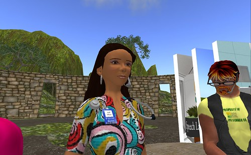SL10: VWBPE - Healthcare Communication, Panel 2