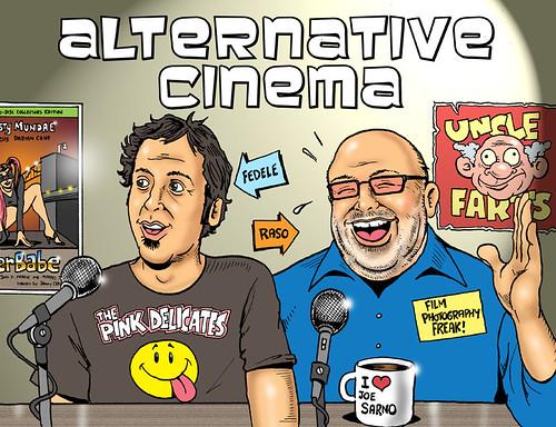 Alternative Cinema Podcast