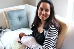 Salena & Noor (LMGoBlue) Tags: baby noor salena