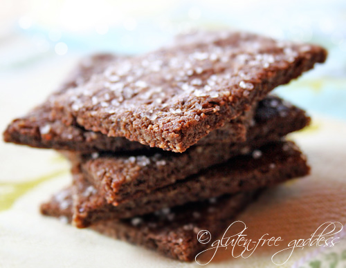 Gluten-Free Pecan Crackers Recipe