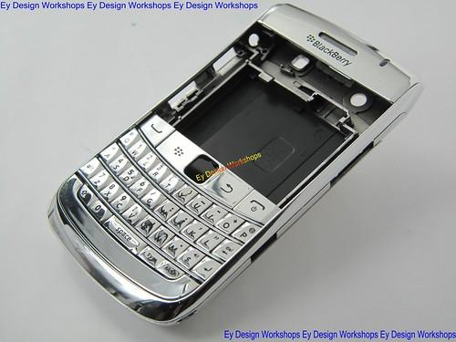 Blackberry Bold 9700 Silver