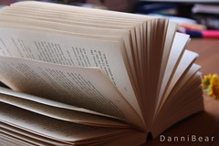 IMG_7919 (Danni-Bear ♥) Tags: new moon me by canon book twilight taken boring 450d