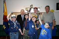 Milford Annual Pinewood Derby