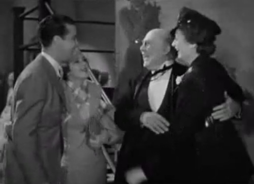 Gold Diggers of 1933 - Dick Powell drape 05