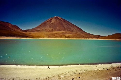 """Many years ago"" - Laguna Verde - Deserto do Atacama - Bolivia"