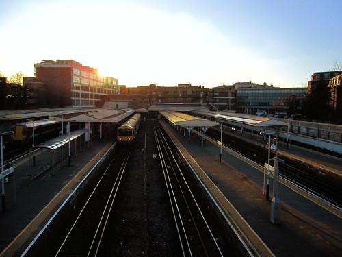 Bahnhof Richmond