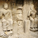 longmen grottoes - gandhara style bodhisattvas