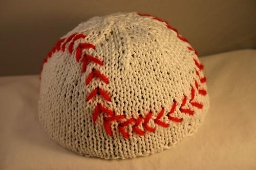 Baby Baseball Beanie (3)