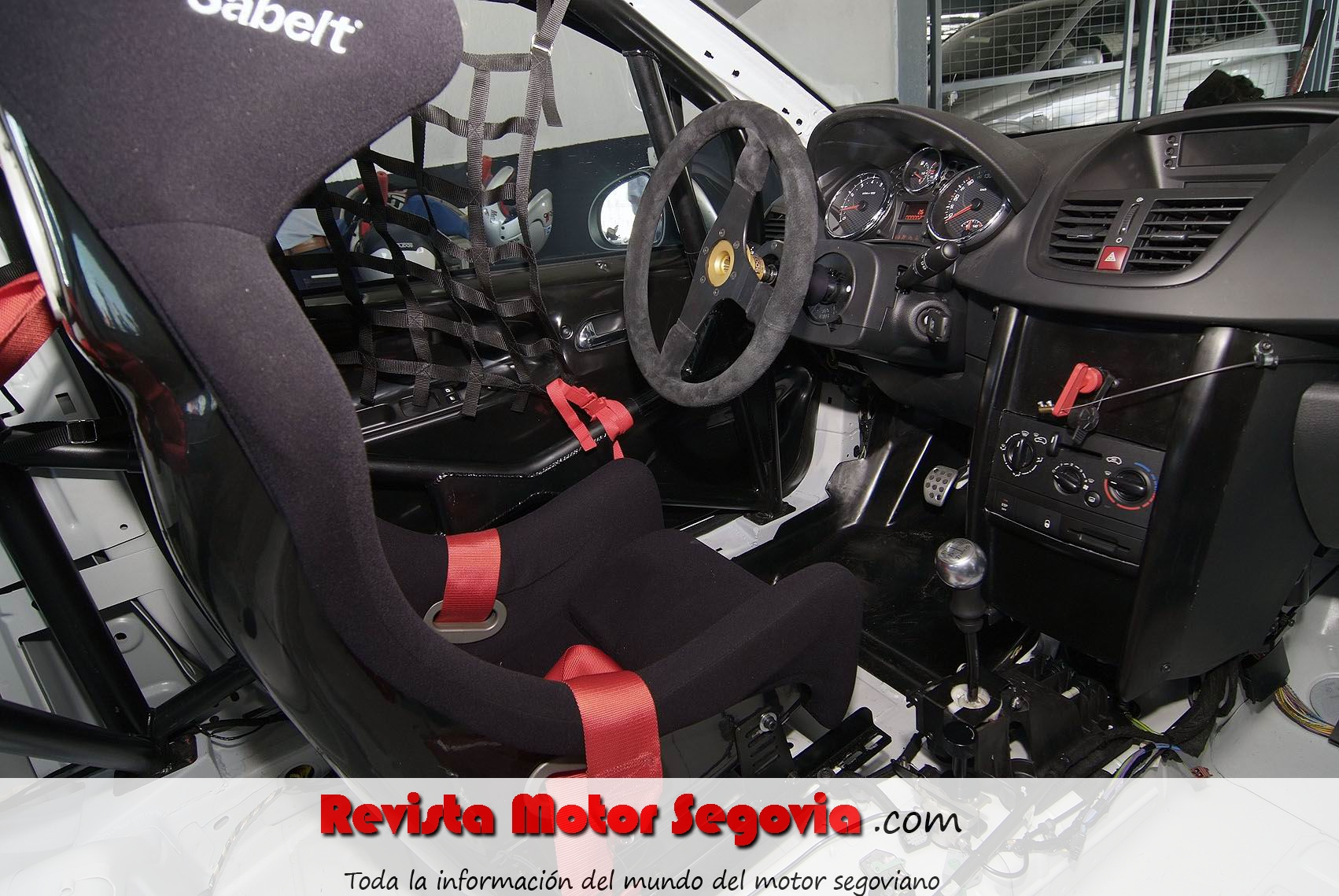 la Copa Peugeot 207 THP.
