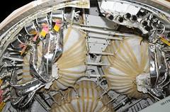 Ares I-X Parachute Failure (NASA, Ares, 4/5/10) (NASA's Marshall Space Flight Center) Tags: nasa constellation parachute aresrocket aresix
