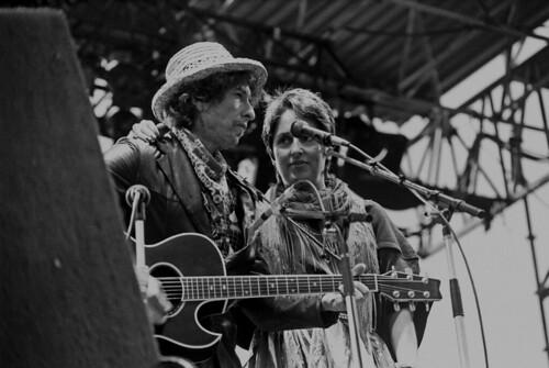 Bob Dylan, Santana, Joan Baez 3105840115
