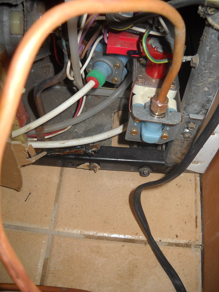 Copper tubing trauma 103/365