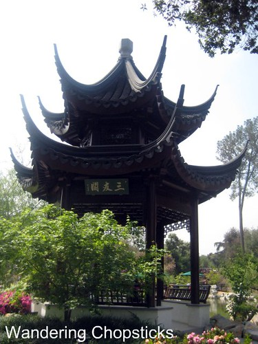 The Huntington Library, Art Collections, and Botanical Gardens (Chinese Garden) (Spring) - San Marino 2