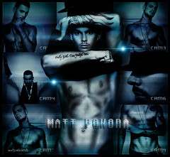 Matt Pokora [ Spy Cam - Almiwis - Mr JunkieXL ] (Mr.JunkieXL) Tags: camera new blue green matt myself lights fuck spears single u spy tonight britney 2010 blend insatiable pokora tvefect