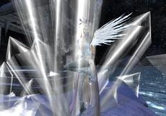 Merging (Riley Mensing) Tags: avatar medieval sl avatars fairy fantasy secondlife elementa mysticalmagical