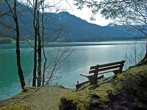 Ostern am Hintersee