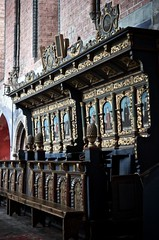 Chemno St. Mary's Assumption (Miguel Calatayud) Tags: ed nikon arnold churches kirchen medieval iso 60mm lambert valentin afs knigsberg chelmno 2300 kulm f28g chemno longus d3s 1424mm micronikkor60mmf28ged lischoren