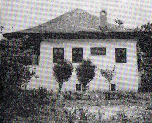 Casa Hagi Prodan - 1957
