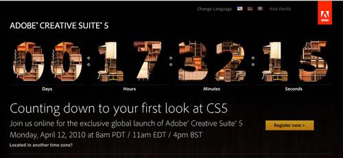 Cuenta Regresiva Adobe CS5