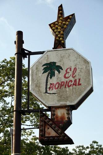 el tropical sign