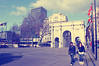 Ⓧ You and Me.. (- M7D . S h R a T y) Tags: people cold cute london laughing lovers moment wordsbyme ®allrightsreserved™
