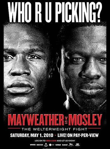 Mayweather Mosley 24 7 video