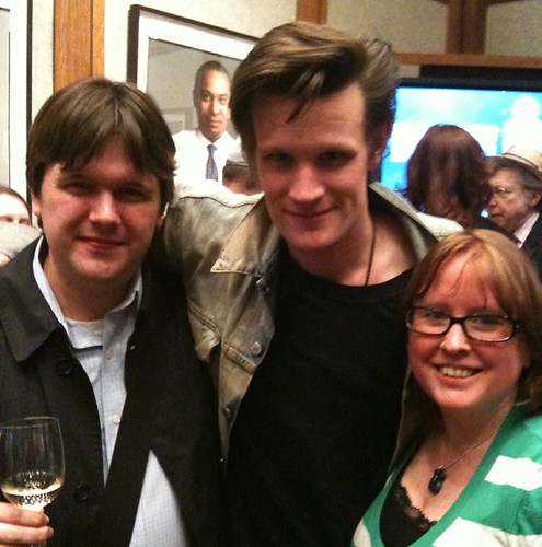 Meeting Matt Smith