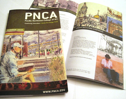 PNCA summer 2010 catalogue