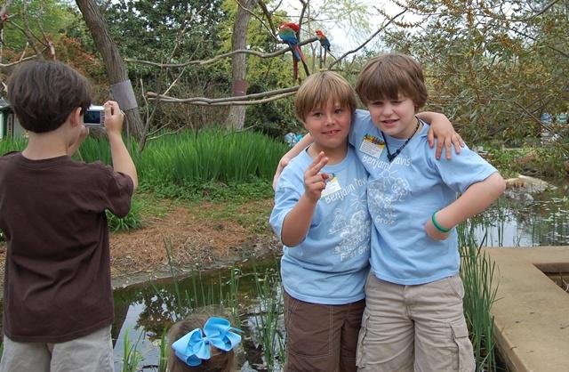 B&E at the Zoo