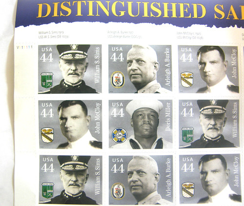 distinguished sailors