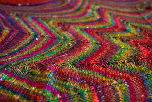 Noro Star Blanket