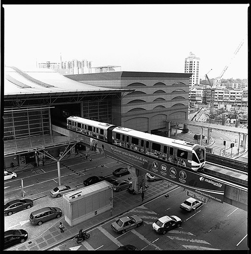 KL Sentral - Urbanscape