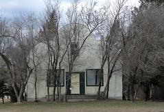 Near Anola, Manitoba