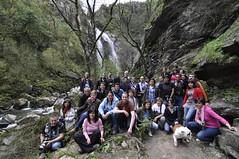 Grupal Fervenza do Toxa (EXPLORED) (Salvador Moreira) Tags: landscape waterfall tokina galicia galiza da grupo remote vigo cascada toxa grupal fervenza kdds fotodegrupo 1116 silleda strobist fervenzadatoxa atx116 kddsvigo grupalkddsvigo