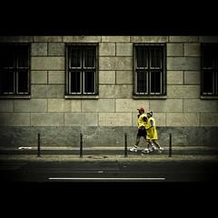 The marathon men (manganite) Tags: street people urban man black color berlin men digital photoshop vintage catchycolors germany dark geotagged photography iso200 nikon colorful warm europe tl framed marathon candid stripes running frame desaturated d200 nikkor f18 dslr toned mitte vignette lightroom 50mmf18 nikond200 manganite 1640sec date:year=2007 geo:lat=52509855 date:month=september date:day=30 format:ratio=32 format:orientation=landscape 1640secatf18 geo:lon=13382624