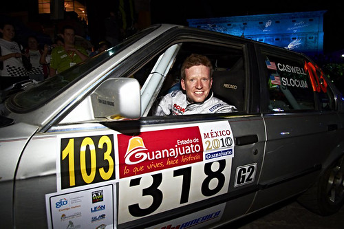 DIY Racer Bill Caswell Enters A $500 Craigslist Car In A World Championship Rally