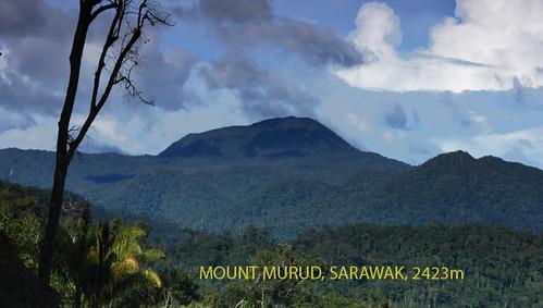 Mt Murud