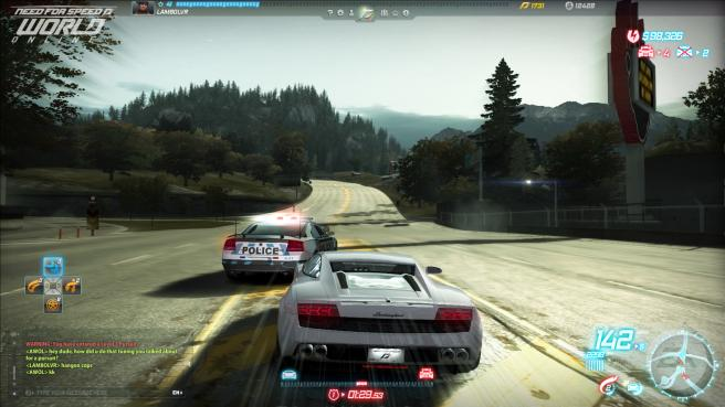 Need for Speed World 2010 Info